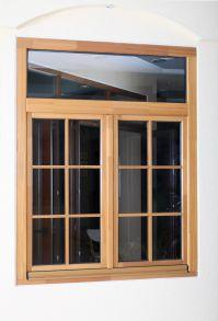 Solid Wood Window - Guangzhou Tiansheng Building Material ...