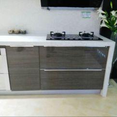 High Gloss Acrylic Kitchen Cabinets Damascus Steel Knife China Supplier