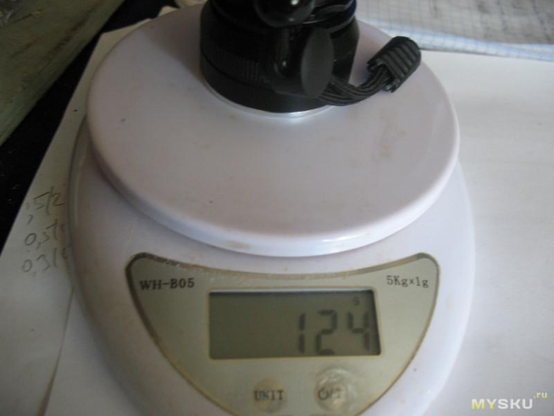 Фонарик на 18650. Soshine Tc7 LED 900LM 6-mode LED 900LM 6-mode -за 9.45
