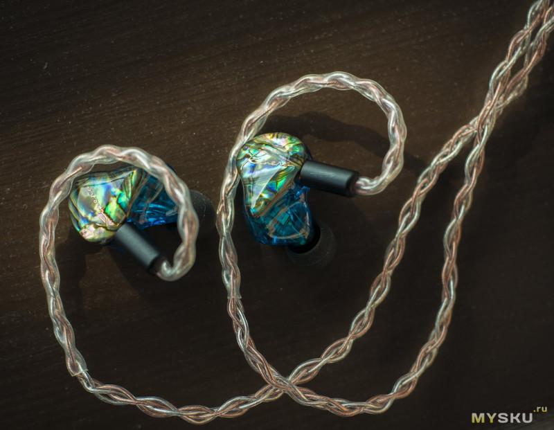 Kinera IDUN — впечатляющий звук внутриканальных гибридных наушников в прекрасной ...