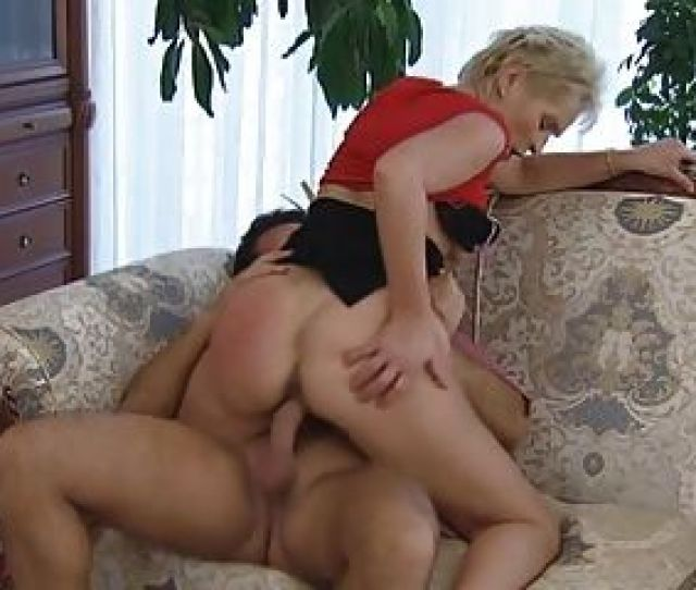 Mature Ladies Fuck Young Guy