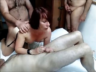 amateur wife party