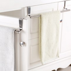 Kitchen Towel Hanger Marine Cabinets Hand Rack Bathroom Bath Drying Holder Dish