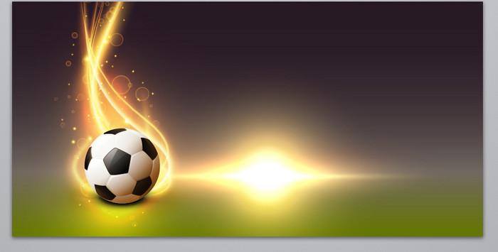 football match poster design