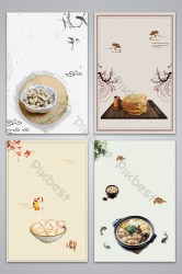 background food poster creative backgrounds pikbest template ai pic