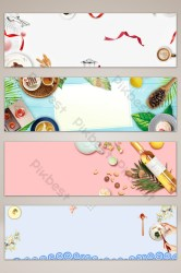 banner poster taobao pikbest backgrounds psd