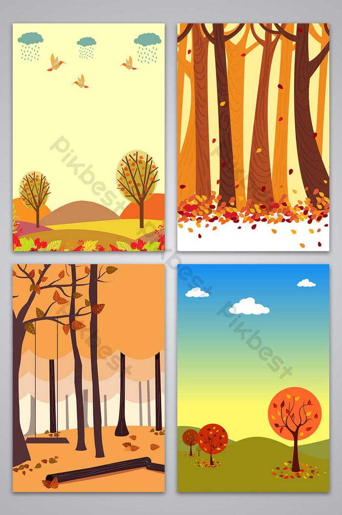 Background Animasi Hutan : background, animasi, hutan, Gambar, Pemandangan, Hutan, Background, Animasi, Paimin