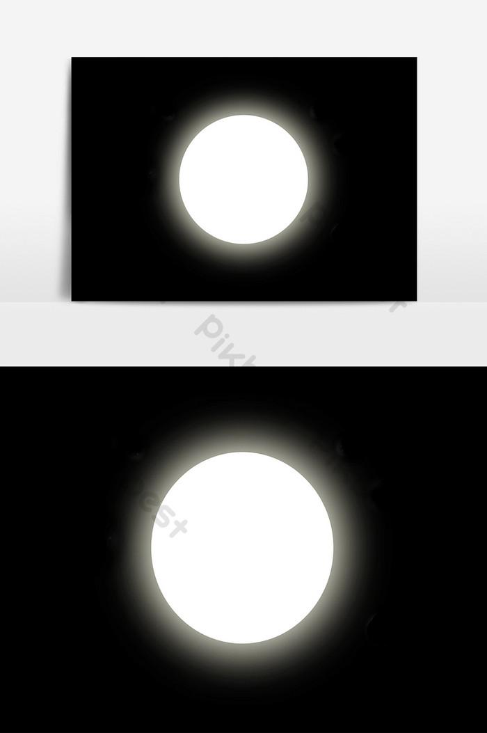 Bulan Vektor Png : bulan, vektor, Cartoon, Element, Images, Download, Pikbest