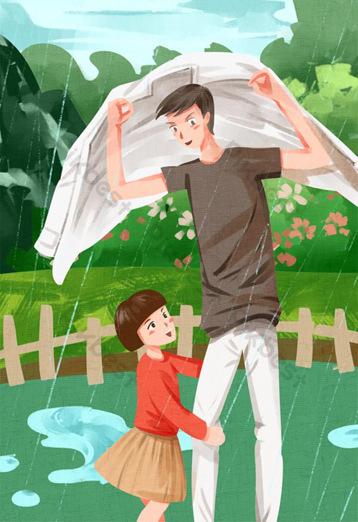 ✓ Terbaru Gambar Kartun Anak Perempuan Dan Ayah