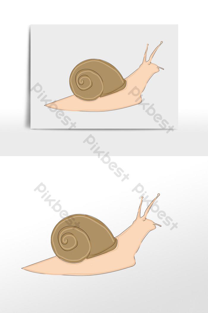 Gambar Siput Kartun : gambar, siput, kartun, Gambar, Animasi, Siput, Paling, Pixabay