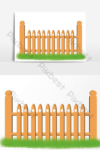 Pagar Vector Png : pagar, vector, Gambar, Pagar, Rumah, Kartun, Terbaik, Koleksi, Terlengkap