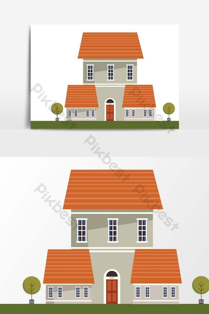 Gambar Animasi Rumah Sederhana : gambar, animasi, rumah, sederhana, Gambar, Rumah, Sederhana, Animasi, Terbaru