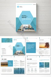 aesthetic travel creative psd pikbest template