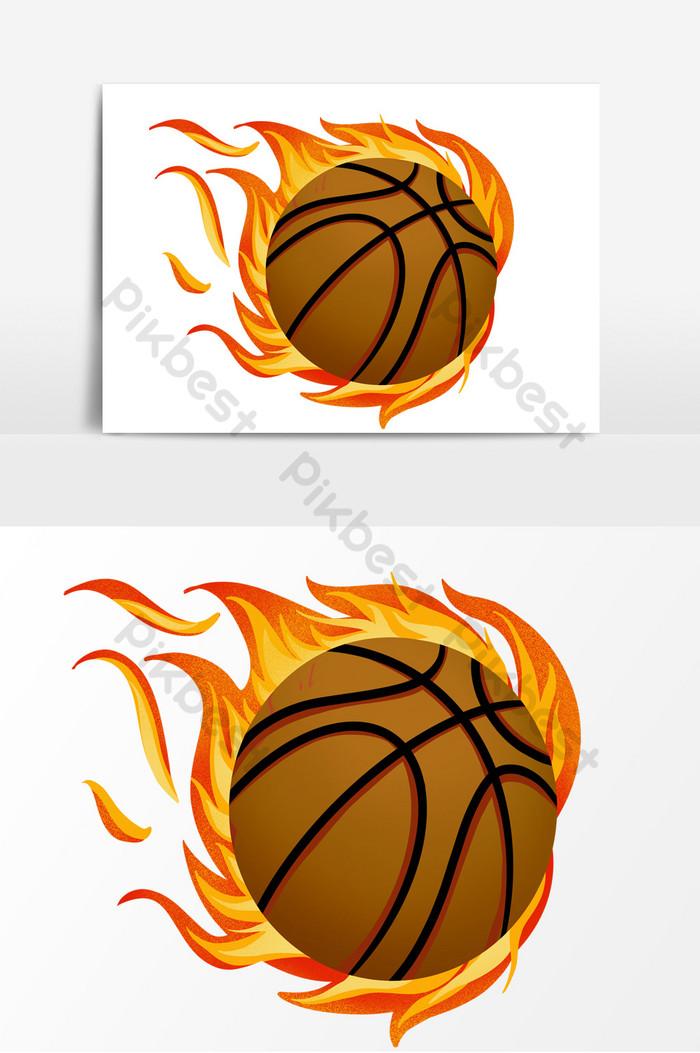 Mewarnai Bola Basket: Gif Gambar Animasi & Animasi