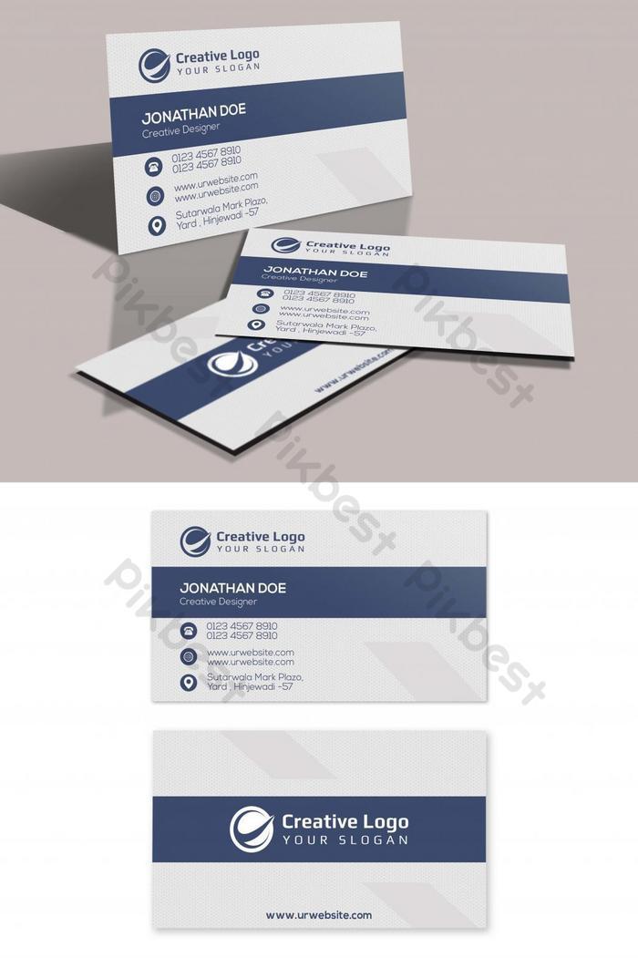 清潔的名片設計| PSD 素材免費下載 - Pikbest
