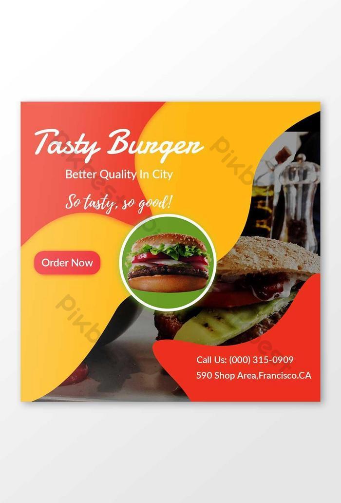 Template Brosur Makanan : template, brosur, makanan, Template, Brosur, Makanan, Lakaran