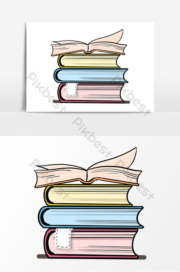 Gambar Kartun Buku Terbuka : gambar, kartun, terbuka, Gambar, Kartun, Terbuka