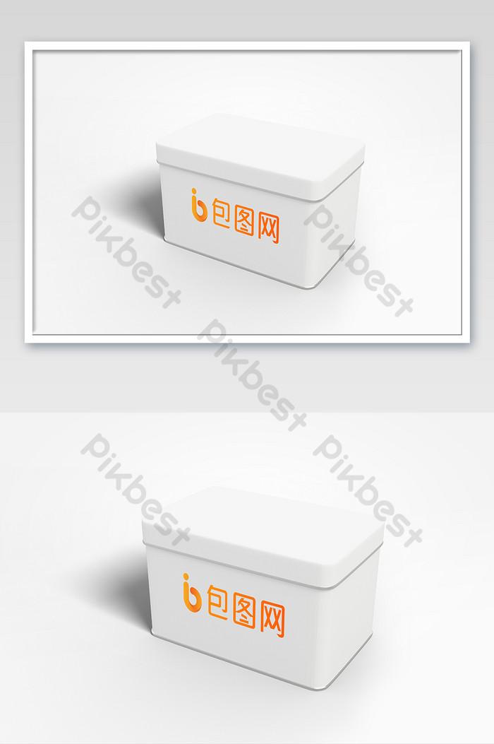 Kotak Persegi : kotak, persegi, Mockup, Kotak, Persegi, Putih, Percuma, Turun, Pikbest
