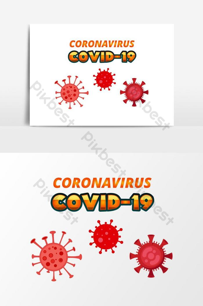 Covid 19 Logo Vector Free Download
