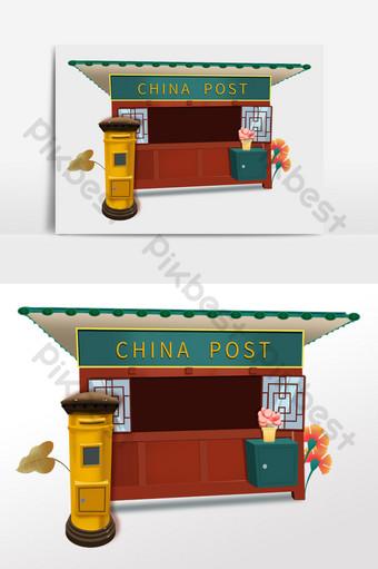 Gambar Kantor Pos Kartun : gambar, kantor, kartun, Gambar, Kantor, Template, Png,Vektor, Download, Gratis, Pikbest