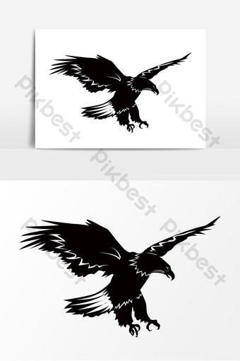 Burung Elang Vector : burung, elang, vector, Fantastis, Gambar, Burung, Elang, Vektor, Sugriwa