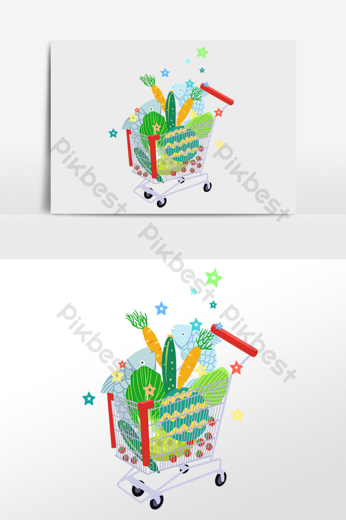 The flat and slick design of the models included in this download is just what you need to get your customers and leads interested in making a purchase. Shopping Cart Full Of Things Png Images Psd Free Download Pikbest