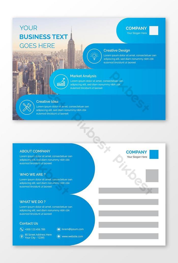 商業明信片的創意模板| AI 素材免費下載 - Pikbest