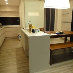 Wood Floors In Kitchen Reclaimed Cabinets 廚房適不適合鋪設木地板 日鼎地板 Line Gmm6737b 即時回覆 痞客邦 厨房的木地板