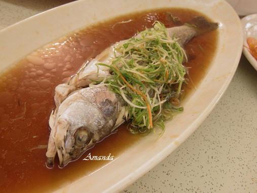 紅蟳餐廳-蒸魚.JPG