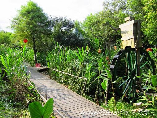 花泉農場-木棧步道
