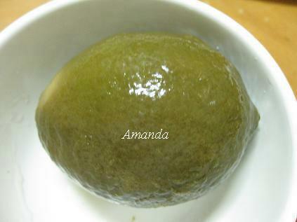 浸泡5個月的鹹檸檬