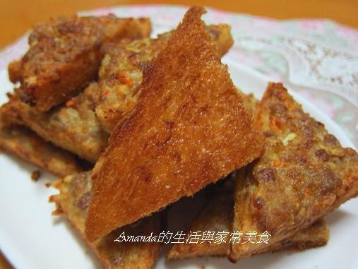 吐司炸肉餅 (1)