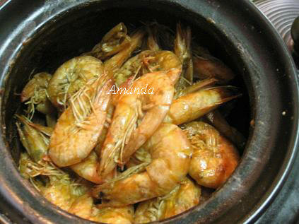 胡椒蝦-土鍋.JPG
