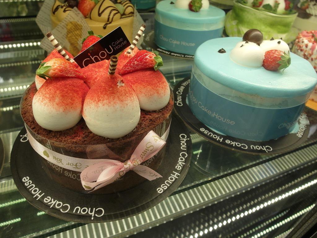 【弘大】美味萬元現做蛋糕店Chou cake House(슈케익하우스)