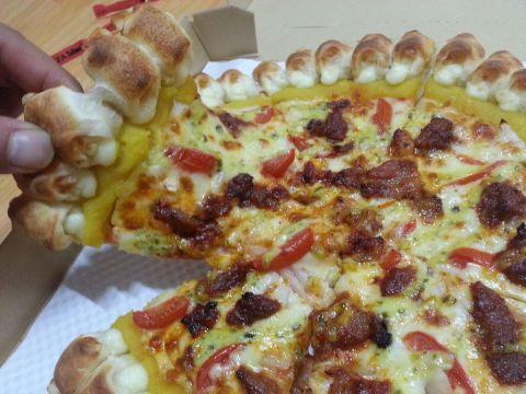 【韓國平價披薩連鎖店】《피자스쿨 PizzaSchool》簡單的好味道