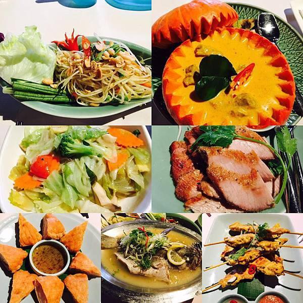 台北泰式餐廳推薦 喜來登SUKHOTHAI 蘇可泰