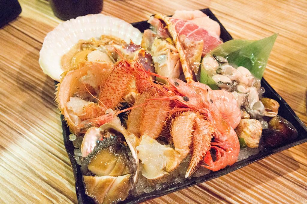 【上引水產】樂烹鍋物-超級海鮮鍋『松山美食』 @ ~芭樂看世界~ :: 痞客邦