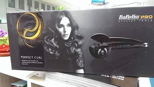 【Beauty。美髮。分享】神奇的自動捲髮器~~輕鬆搞捲捲頭