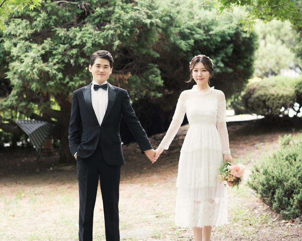 我的韓系婚禮 韓國婚紗 @ 黛咪 姵蒂 BE Happy :: 痞客邦