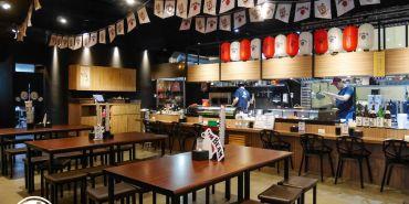 【台中。食記】壹柒_串燒酒場。台式居酒屋。燒肉串料理《愛評體驗團》