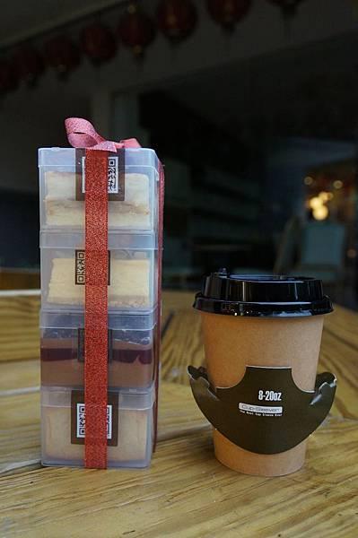 新莊美食推薦-櫻花樹下的La Pochette‧小口袋甜品