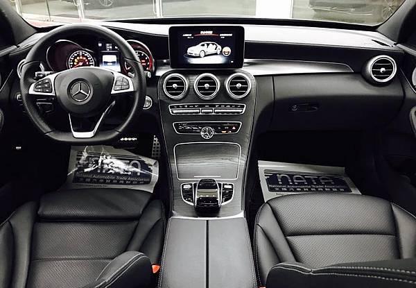 大家所知道的美規w205 C300 AMG 這次有稀有的2016年超新古車款釋出囉!只要22x萬就可以入主3xx萬的頂規c300! @ CTMT ...