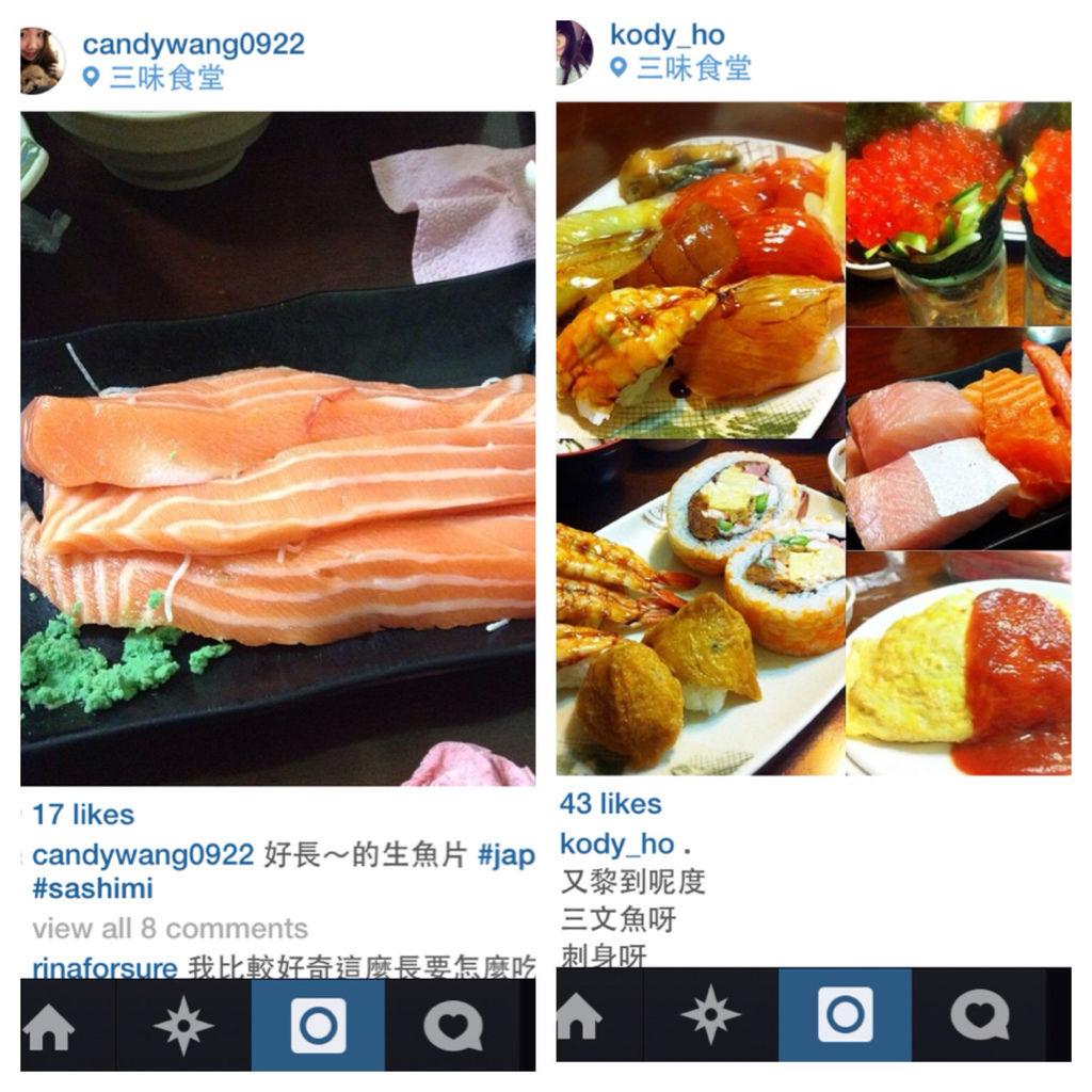 西門町│三味食堂│連日本和香港遊客也愛的超大新鮮壽司 @ Eat Play Sport :: 痞客邦