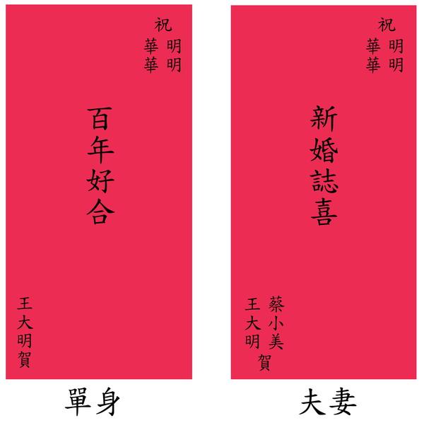 訂結婚紅包準備|- 訂結婚紅包準備| - 快熱資訊 - 走進時代
