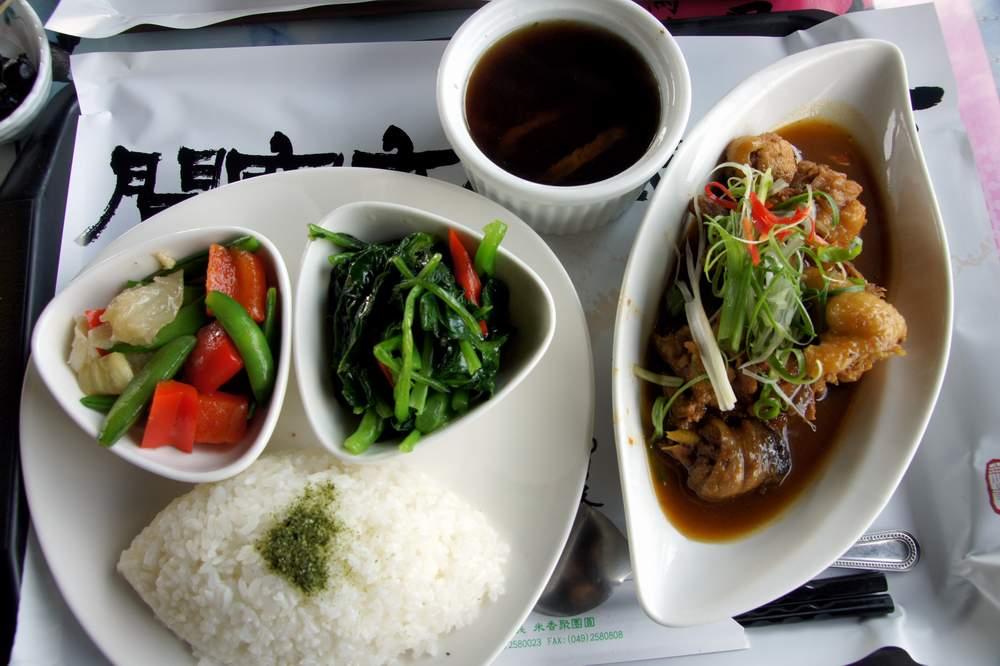 茶米香餐廳茶香套餐 @ 墾丁最美的地方 :: 痞客邦