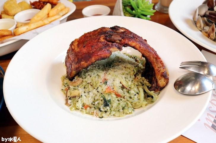 1546205487 2390854303 - 熱血採訪|諾諾索義式料理,超狂戰斧豬排、大啃鬼爪肋排還有爆量蛤蠣