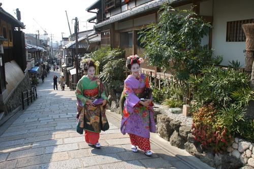 柔煦嫻雅的京都…京野菜取材記