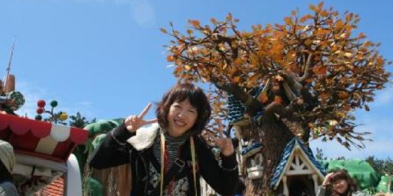 迪士尼吃住免費還有錢拿!....我在東京迪士尼當導遊