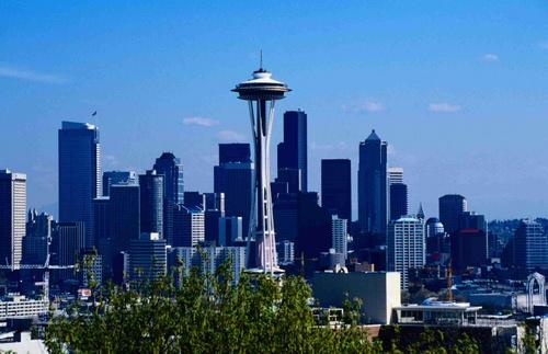Sleeping in Seattle…我在西雅圖睡大覺