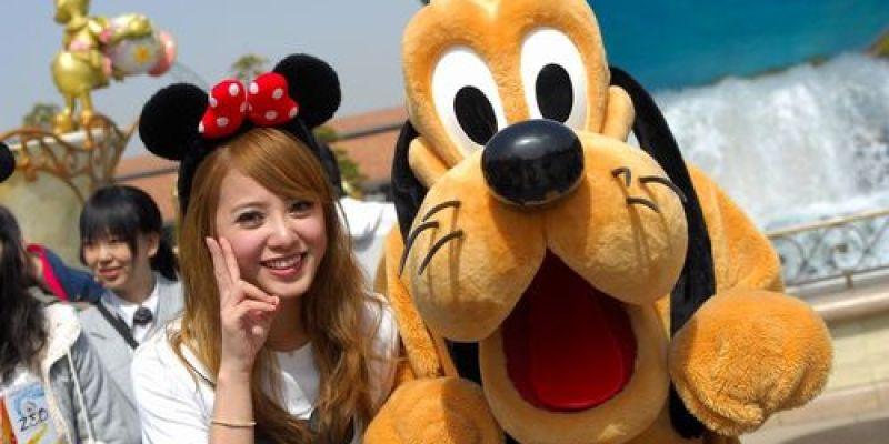 永遠的迪士尼.....關於米奇與米妮